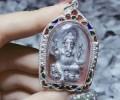 泰国象神高僧加持纯银 增智慧