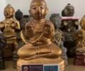 龙婆炎 佛历2525年 一期古曼童供奉